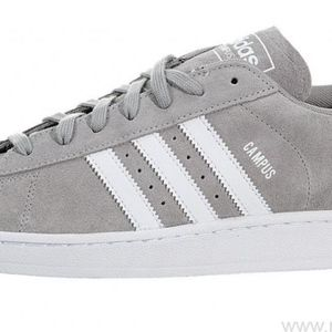 Adidas Campus Skate shoe Light Grey / White USED